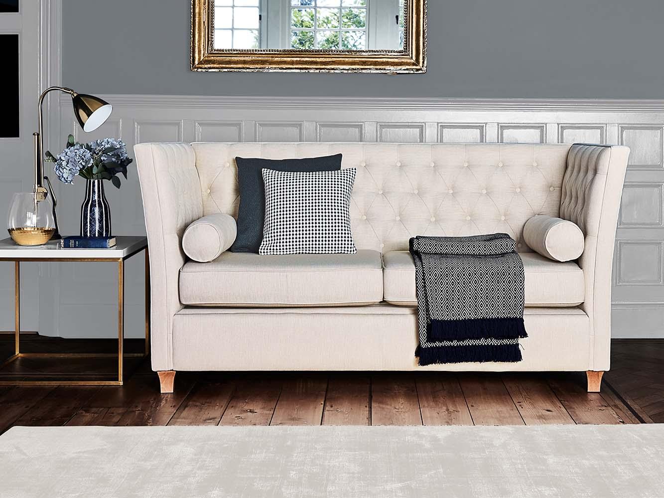 1920s inspired sofa