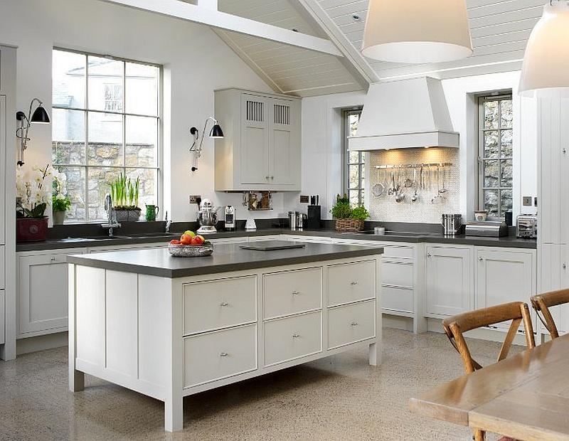 British Kitchen Design Traditions Celebrating British