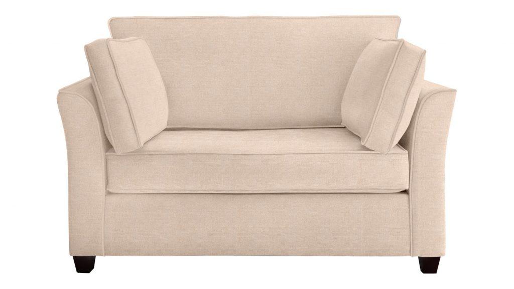 The Elmley love seat sofa bed