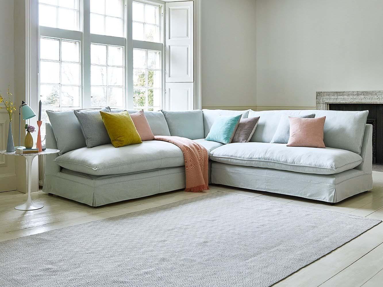 The Deverill Modular Corner Sofa