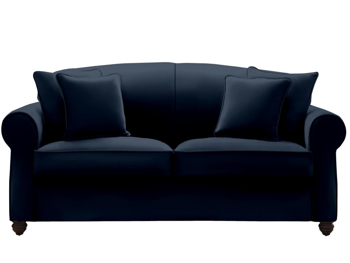 This is how I look in Matt Velvet Sapphire with siliconized hollow fibre seat cushions