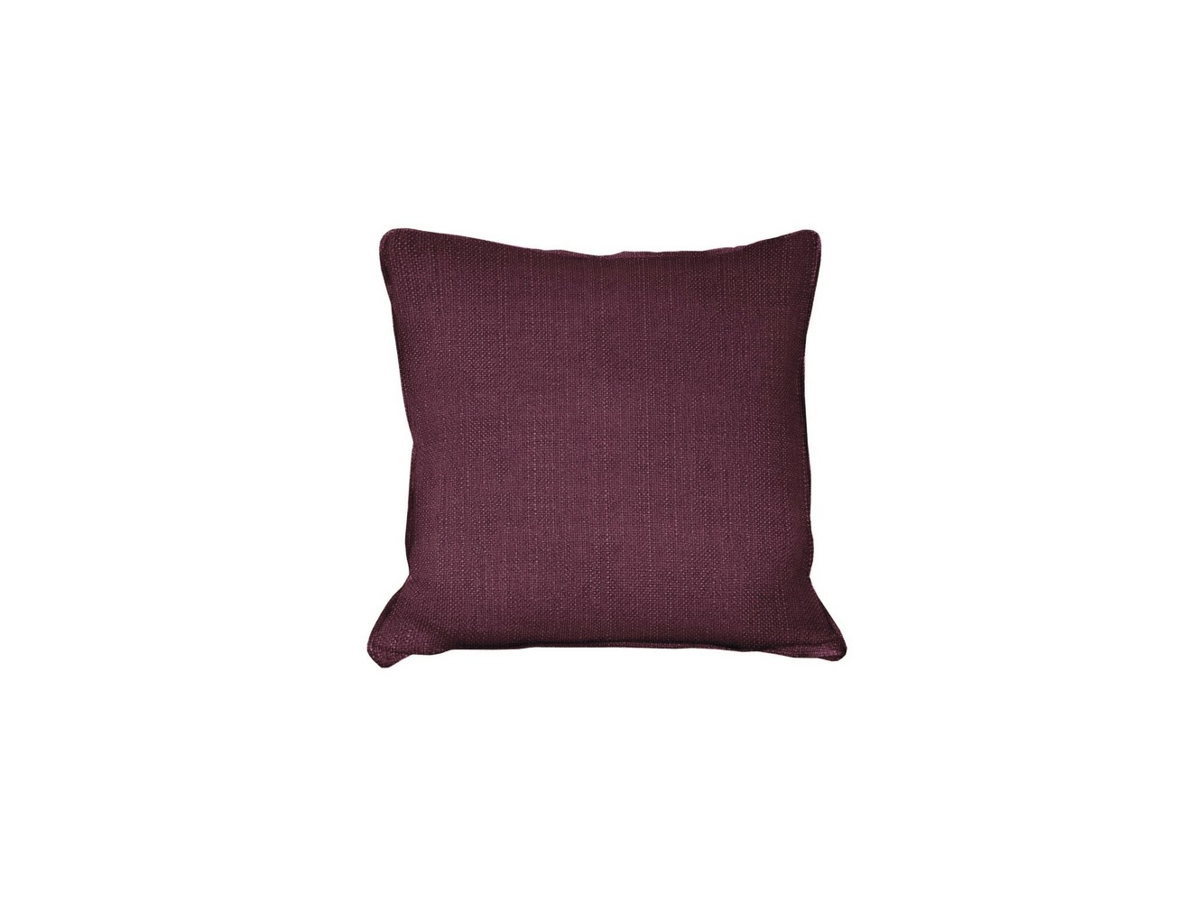Extra Scatter Cushions - Fabric Aubergine