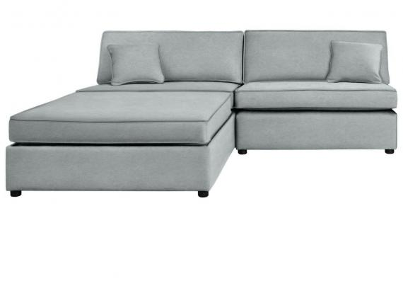 The Ablington 2 Modules Sofa Bed with Ottoman